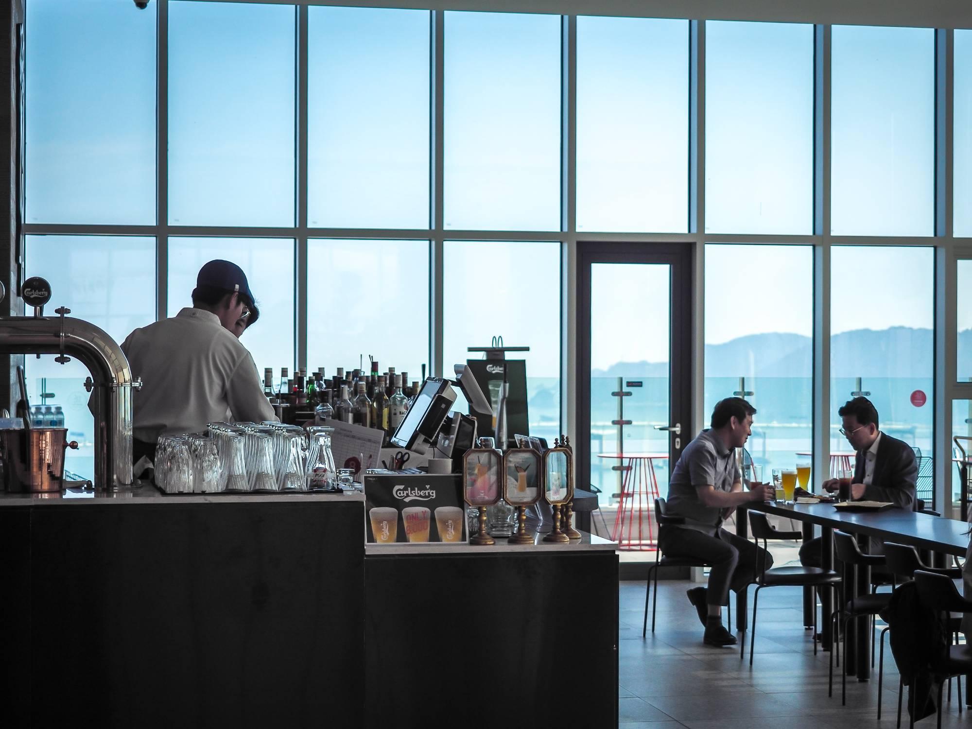 busan hotel bar
