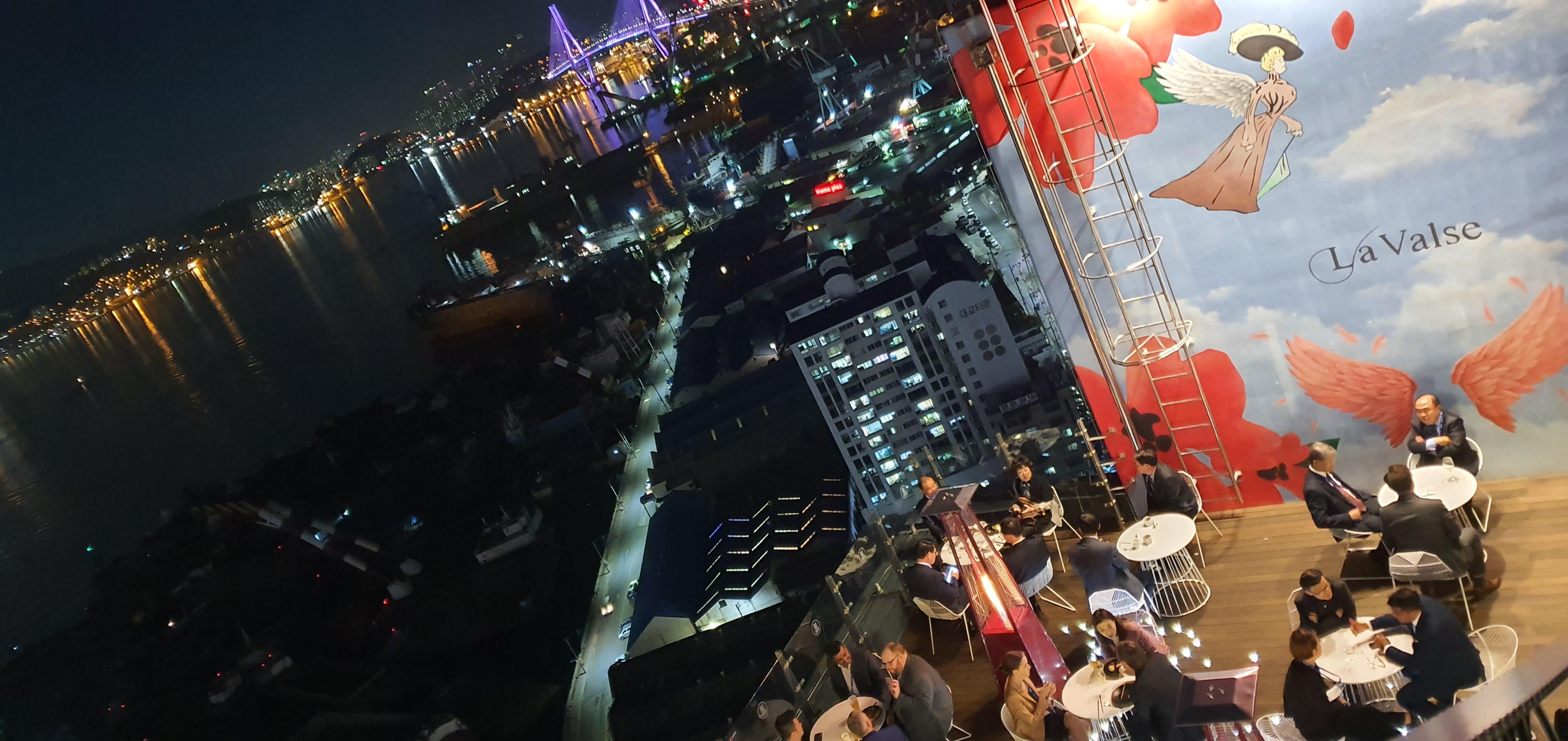 BIPC2019 Busan Port Authority Reception on May 31